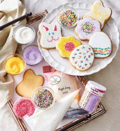 Fun gifts amazing gifts for all ages the popcorn factory easter cookies decorating kit negle Gallery