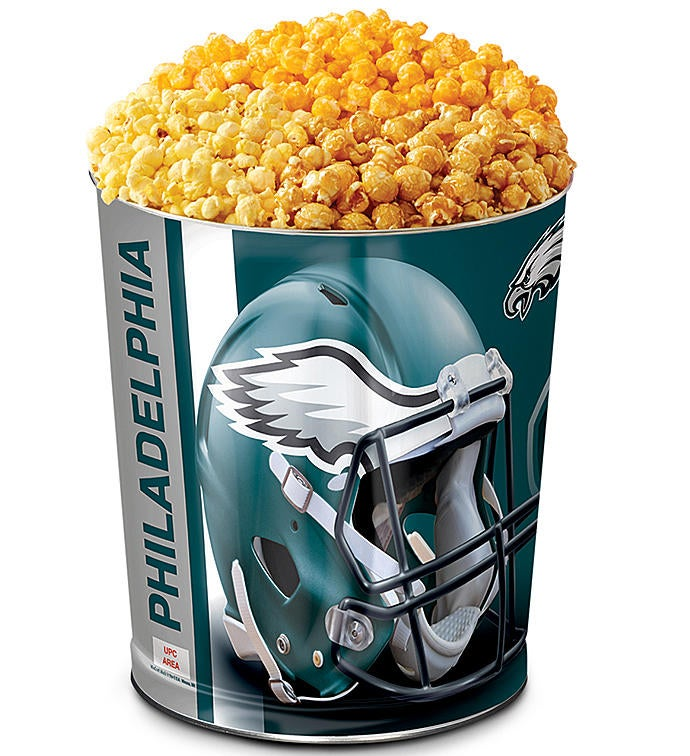 Philadelphia Eagles Flavor Popcorn Tins