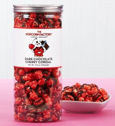 Dark Chocolate Cherry Cordial 13.5 oz