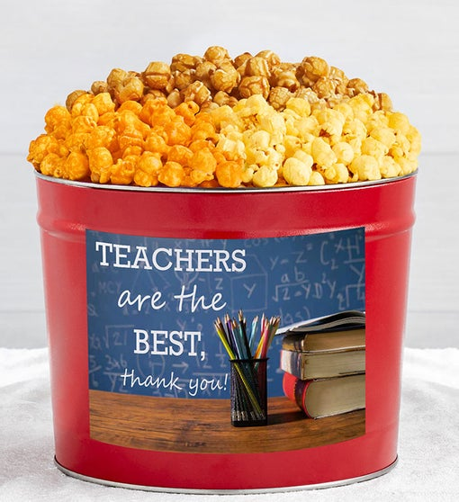 Tins With Pop™ Teachers Are The Best Thank You