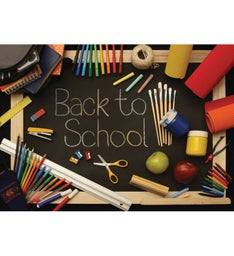 Tins With Pop® Back to School Chalkboard
