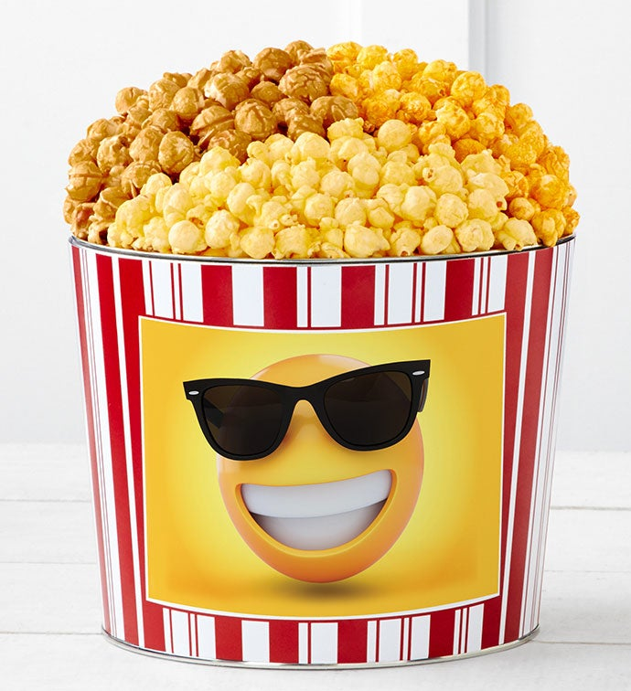 Tins With Pop® Smile Emoji Sunglasses