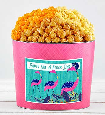 Tins With Pop® Party Like A Flock Star