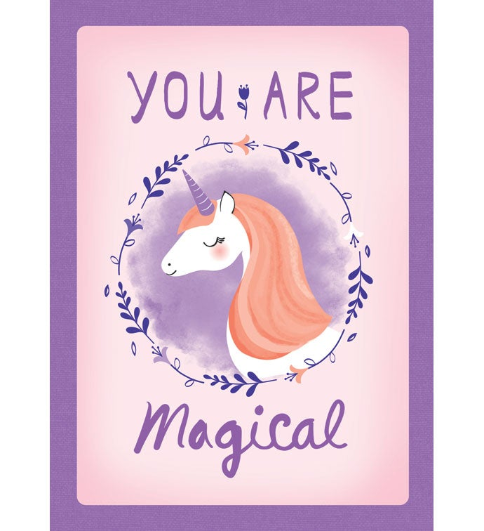 Cards With Pop™ You are Magical Unicorn