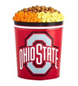 College Team Popcorn Tins