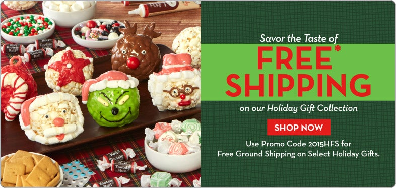 40% Off Holiday Snack Assortme...