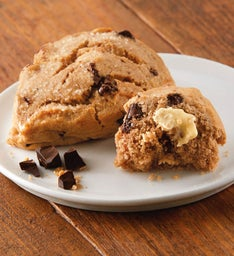 Dark Chocolate Chunk Scone